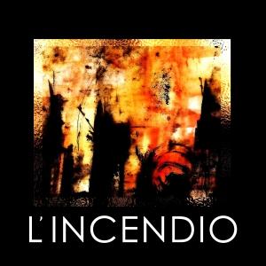 L'incendio album cover