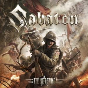 Sabaton - The Last Stand - Artwork